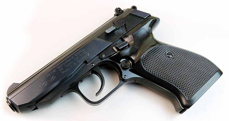 Walther PP Super - 9x18mm Ultra