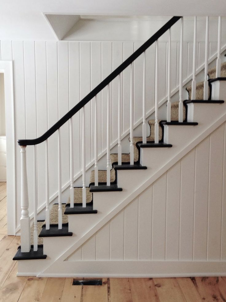 My House: Staircase Before & After