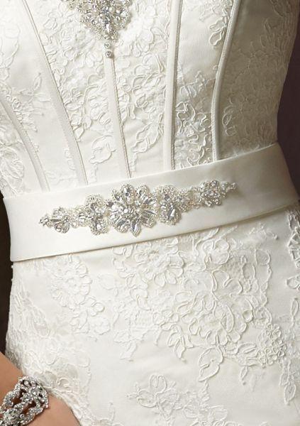 Cinture gioiello per abiti da sposa Image: 6