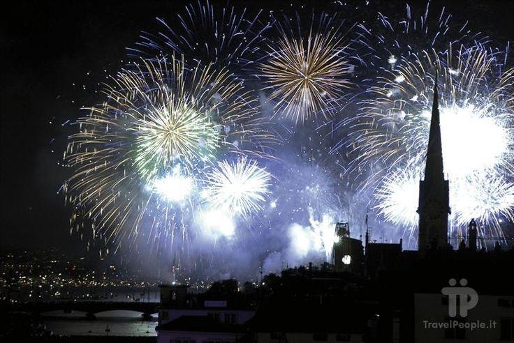New Years Day - Zurigo