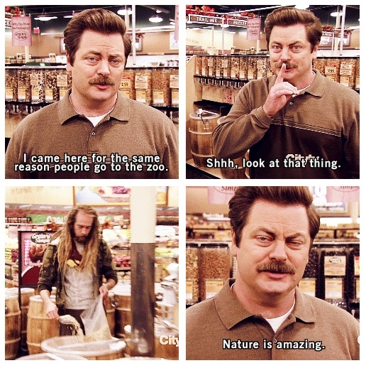 Parks and Rec. Nature
