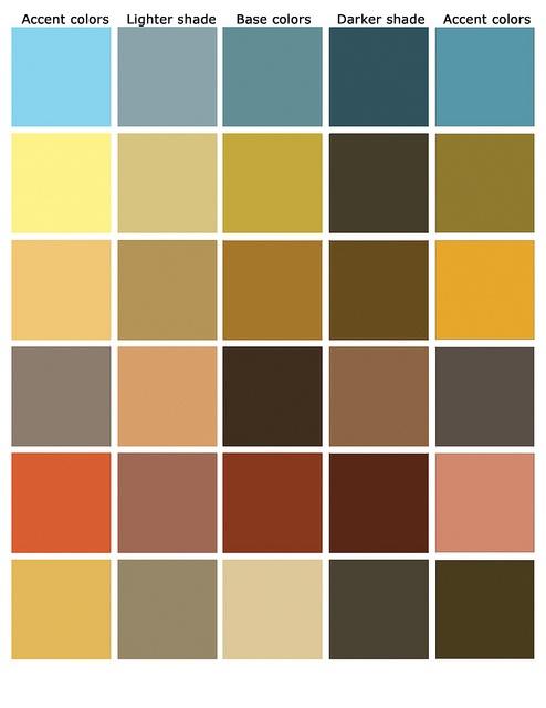 best 25 rustic color schemes ideas on pinterest rustic