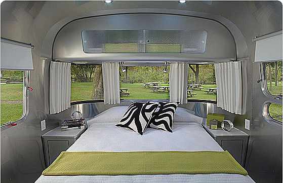 Airstream Glamper!: Airstream Interior, Airstream International, Travel Trailers, Airstream Dream