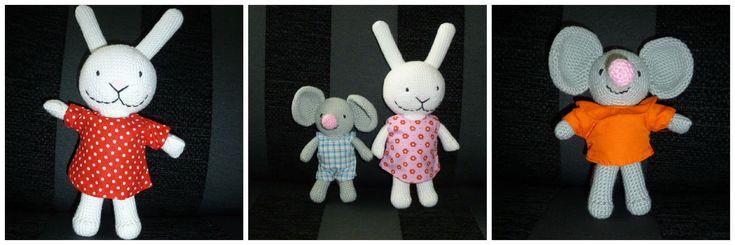 Ook zo dol op de belevenissen van Fien en Milo? Speel ze nu dan na met deze handgemaakte poppen: Fien en Milo knuffels. Lees onze recensie hier.