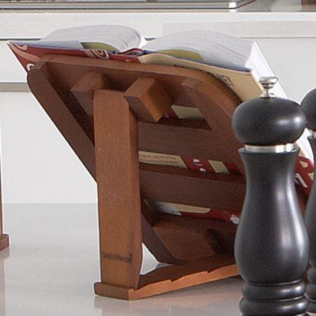 howards storage world davis u0026 waddell acacia wood recipe book holder