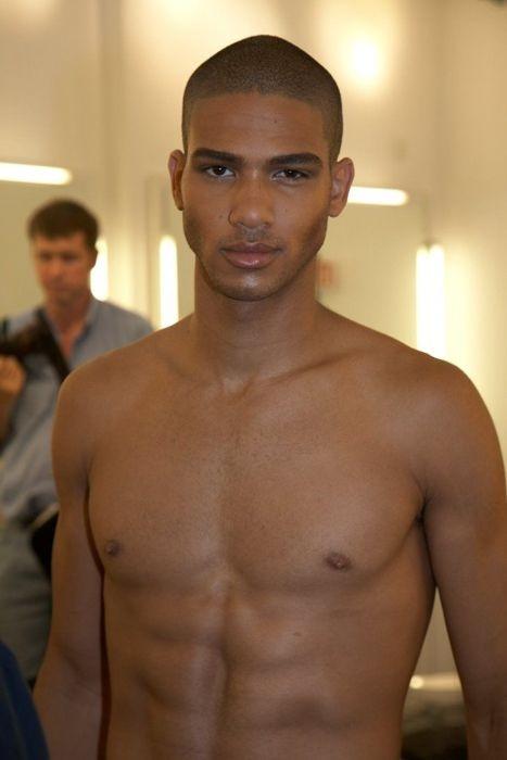 Handsome Black Men, Fine Black