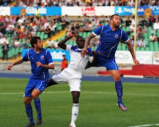 This is an interview with Uganda Cranes skipper Andy Mwesigwa who features for FC Ordabasy in Kazakhstan