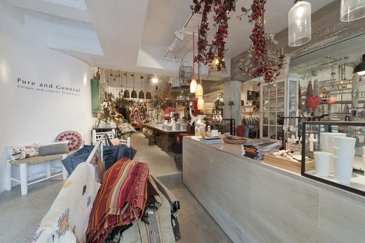 Pure and General - Potts Point Sydney - Interiors Store