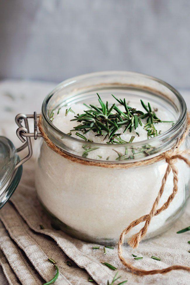 DIY Epsom Salt Bath Soak + More Uses for Epsom Salt