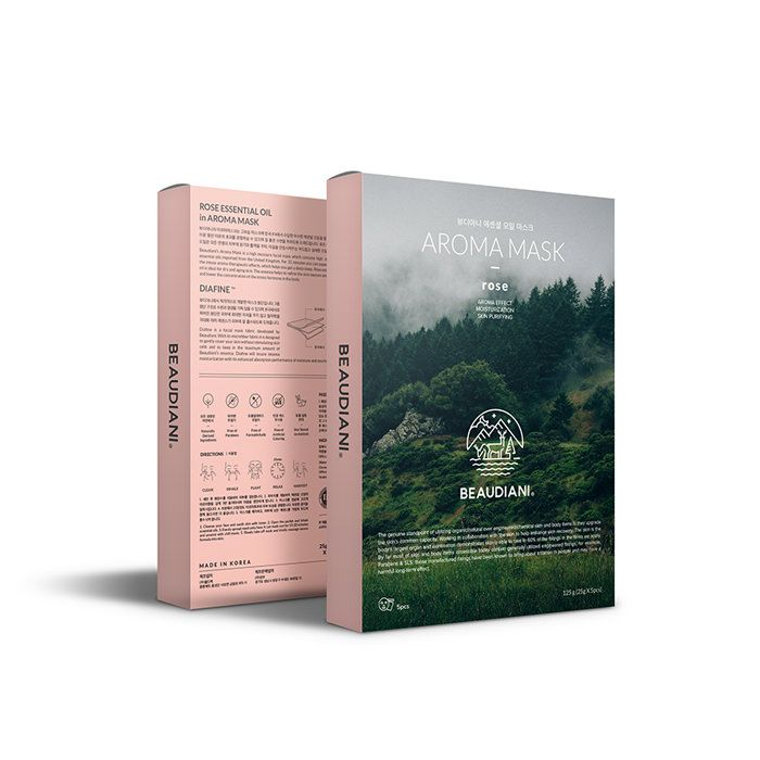Aroma mask pack #aroma #Rose #cosmetic #beauty #gd #beaudiani