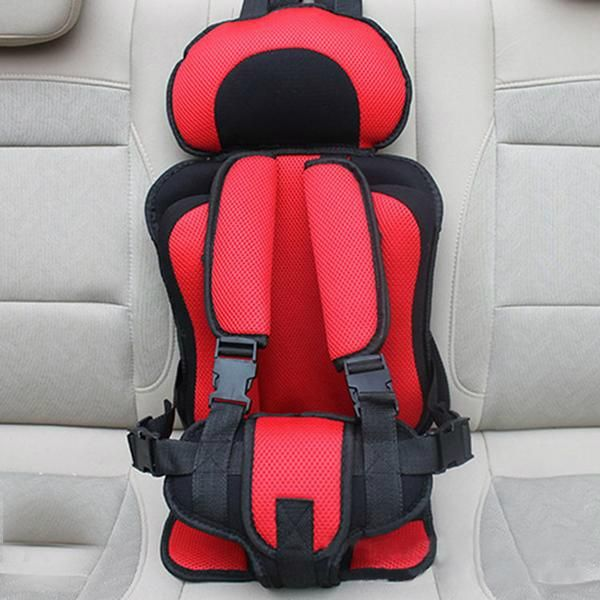 Adjustable Baby Car Seat For 6 Months 5 Years Old Baby Safe Toddler Booster Seat Child Seats Potable Chair In The Toddler Car Seat Baby Car Seats Child Car Safety