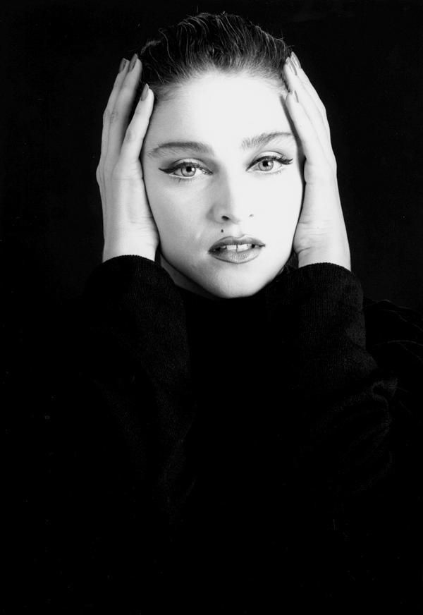 Madonna, circa 1983  Photographer: Curtis Knapp