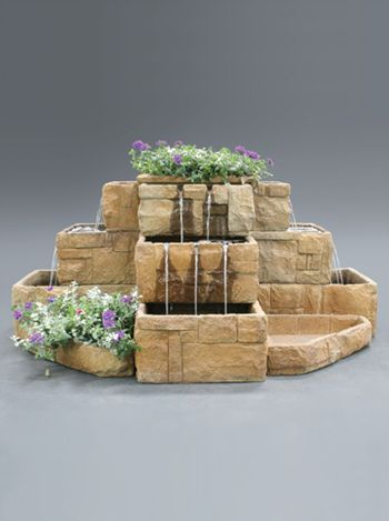 47 Best Images About Water Features On Pinterest | Gardens
