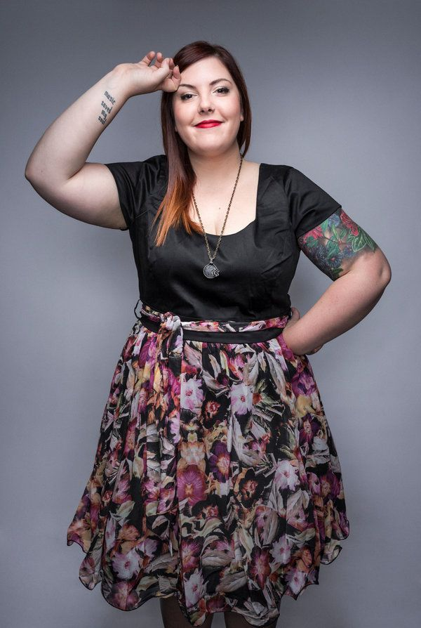 2013 - Singer-Songwriter, Mary Lambert is spotted wearing City Chic in the New York Times and on The Tonight Show with Jay Leno