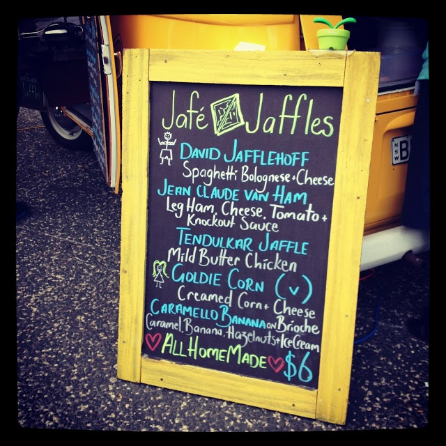 Jaffle Ideas