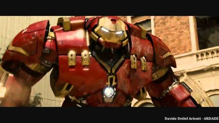 Avengers Age of Ultron TV Spot 1  (May 1 2015) - Scarlett Johansson