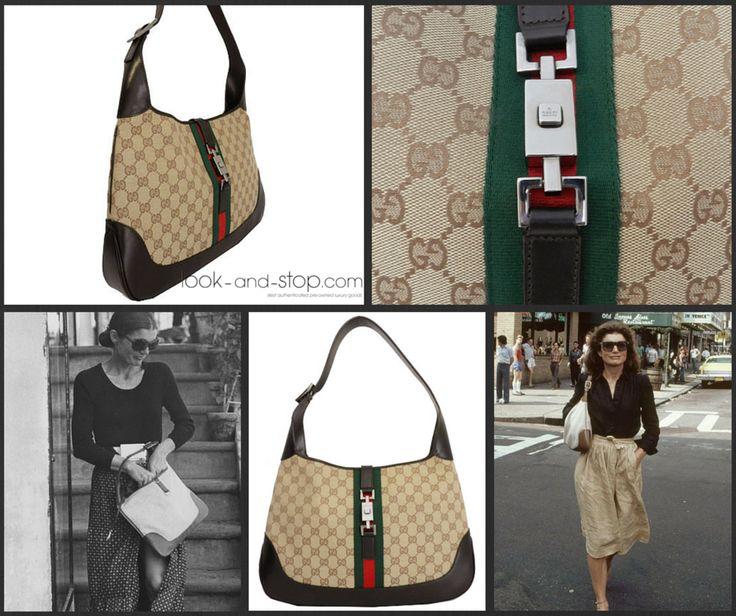 En Look and Stop tenemos el bolso Jackie de #GUCCI, emblema de la firma italiana y uno de los complementos favoritos de Jacqueline Kennedy. ¡Te esperamos! #sale #shopping #tiendaonline