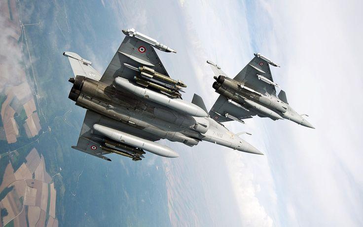 Dassault Rafales 7°EC