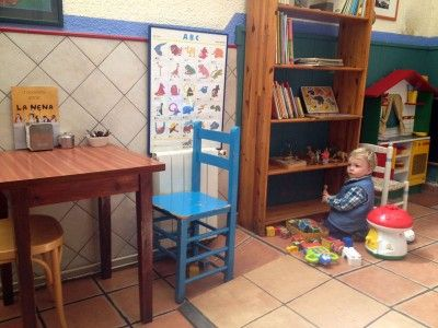 Nice places to eat with kids in Barcelona - culinary backstreets