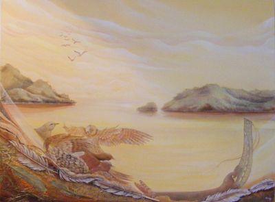 kura gallery maori art design stacey o'neill painting