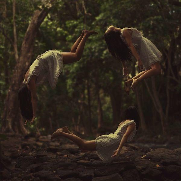 Kylie Woon: Fotografías de levitación | Undermatic