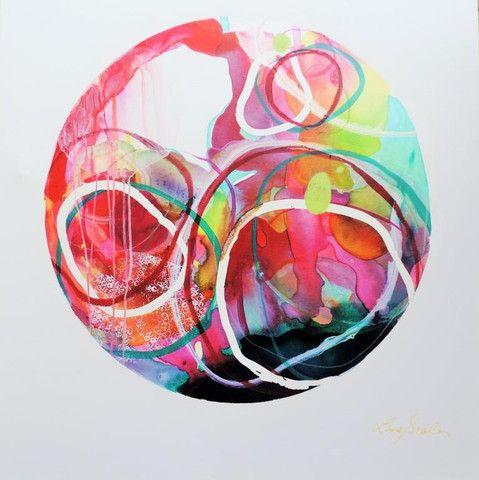 """Lunar #5"" by Lara Scolari"
