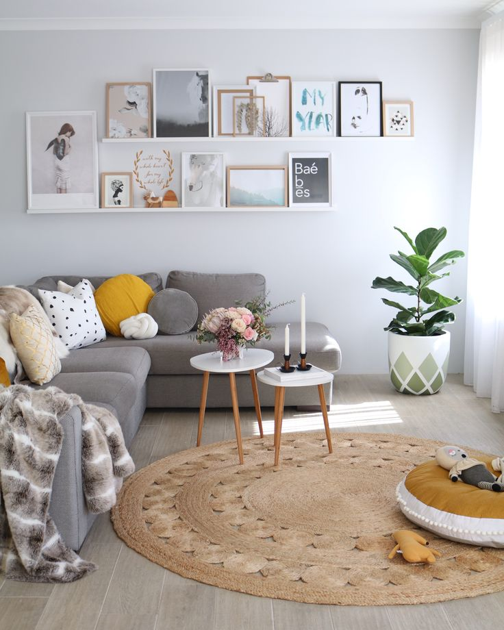 70 best Scandi & Bohemian Inspired Home - Interior Design images on ...