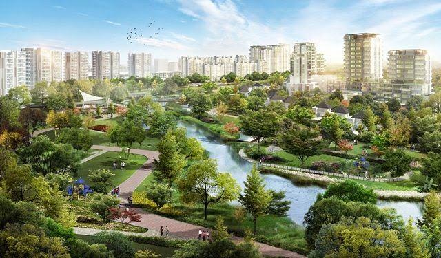 "Apartemen BSD City Serpong ""Parkland Avenue"" Lufi (0812-1856-5266): Projek ""Nava Park"" kolaborasi Hongkong Land dan BS..."
