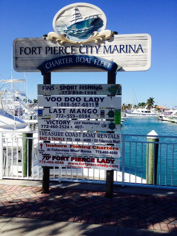 Fort Pierce, FL... Just another beautiful day.