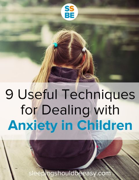 Having trouble dealing with anxiety in children? Click here to read these 9 useful tips on how to help your child cope and manage this feeling.