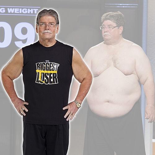 Don lost 130 lbs. on Season 11 of #BiggestLoser
