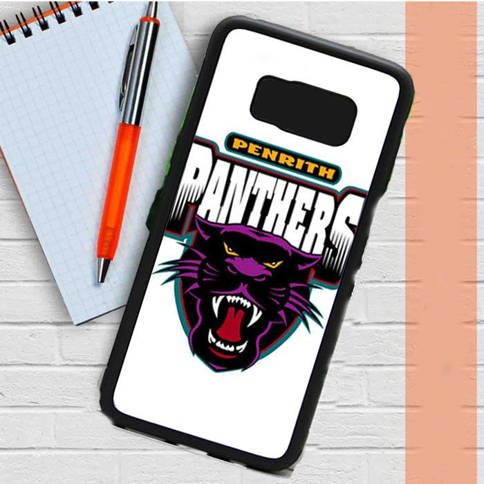 Penrith Panthers Samsung Galaxy S8 Plus Case Casefreed