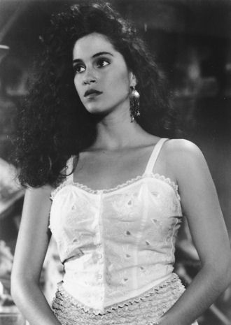 Lead girl in The Lost Boys Movie (then)