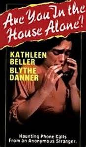 Are You In The House Alone? (1978) starring Blythe Danner, Dennis Quaid, Kathleen Beller and Ellen Travolta