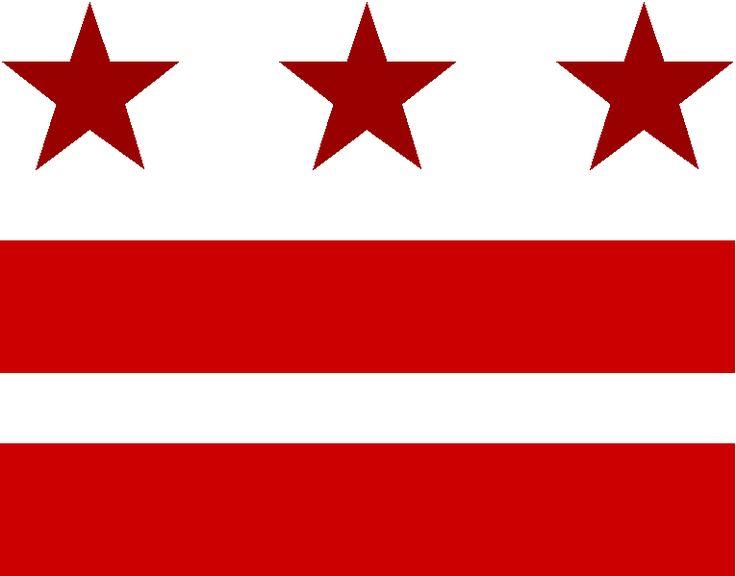 DC flag- pretty cool, eh?