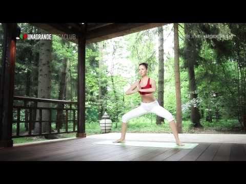 Кардиокомплекс за 30 минут – Йога для начинающих.
