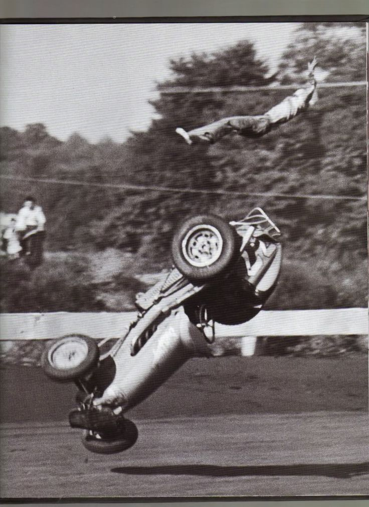 Image gallery old sprint car crashes for Old black and white photos for sale