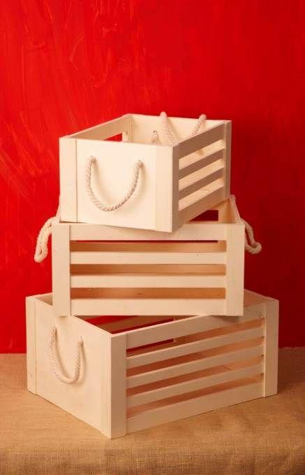 Diy Box recyceln Holzkisten 57+ Ideen   – DIY Babies-Todds Dress-Winter
