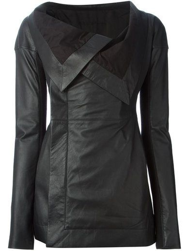 Rick Owens Fitted Jacket