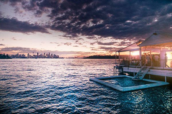 Island Pool Sydney Harbour (Finding a Venue: What to Look For)