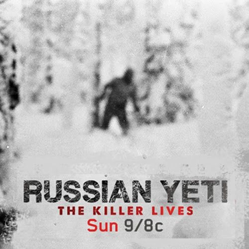 Bigfoot News | Bigfoot Lunch Club: Dr. Medrum Talks Discovery Channel Russian Yeti: The Killer Lives Pt.1