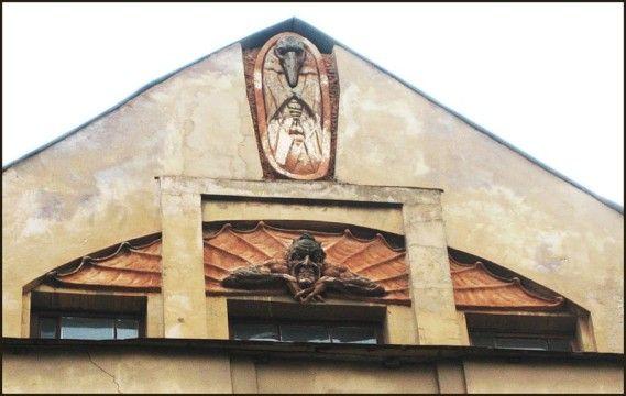 Мефистофель на Лахтинской