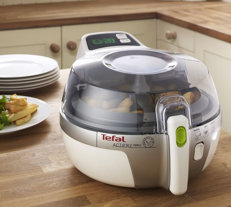 Ilove the Tefal Actifry, it has so much more to offer than just being used as a healthy chip fryer. I wanted to add more than one rev...