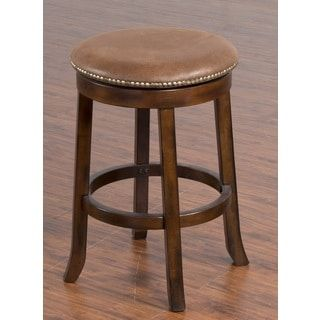 Shop For Sunny Designs Santa Fe 24 Inch Swivel Bar Stool Ships To