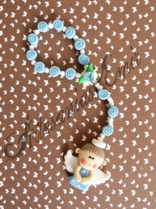 rosario infantil de comunion