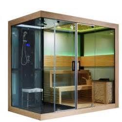 Steam Shower Sauna Room Bathroom Sauna Shower Enclosure ...