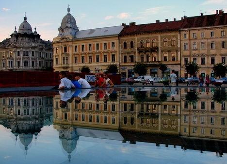 Cluj - Kolozsvár - Klausenburg