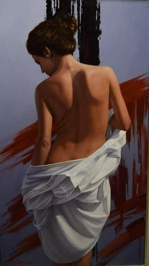Die Sexismus Debatte ist notwendig, aber sie darf die freie erotische Kunst nicht behindern. Aktmalerei ect. ist nicht Sexismus, Frauen als Objekt bet…