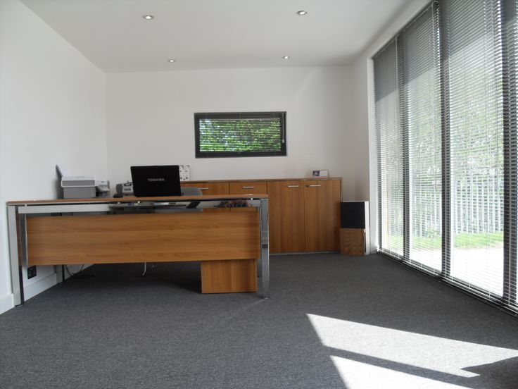 Equestrian centre reception and sales office.
