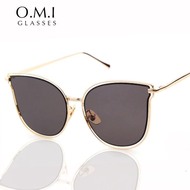 WHO CUTIE 2017 Superstar Hot Rays Sunglass Vintage Retro Cat Eye Women Sunglasses oculos de sol feminino Christmas Gift OM193